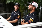 Video: Ricciardo ve Verstappen'in NASA ziyareti