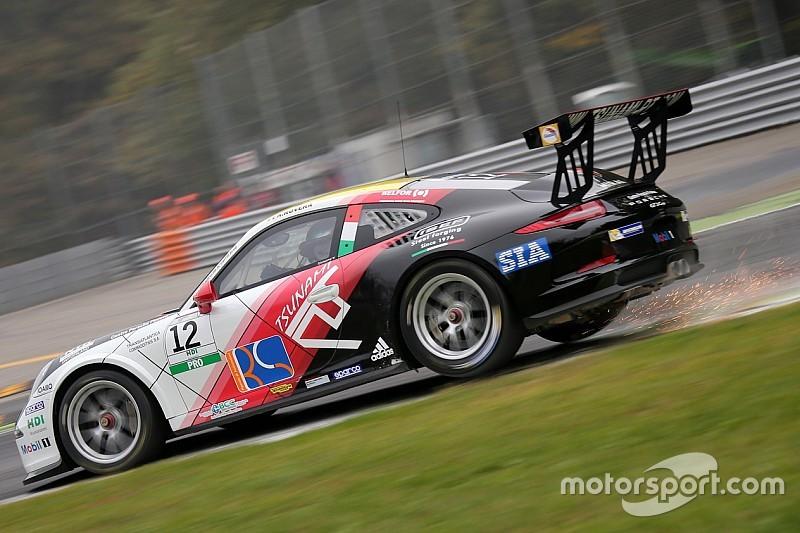 Carrera Cup Italia, Monza: Rovera fa già scintille!