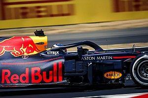 Hockenheim, Libere 1: Ricciardo al top davanti a Hamilton, Vettel si nasconde