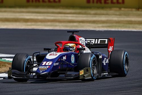"""Maini: Maiden F2 podium """"about time"""""""