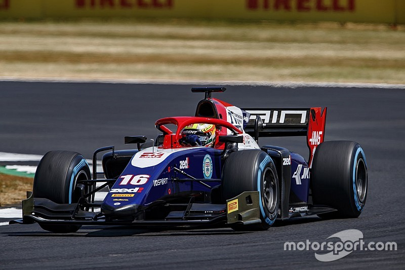 "Maini: Maiden F2 podium ""about time"""