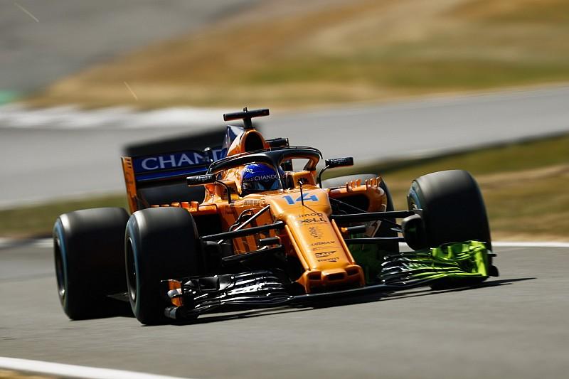 """Alonso: """"70 procent ontwikkelingswerk McLaren bedoeld voor 2019"""""""