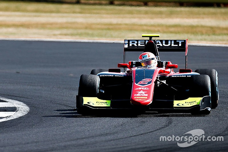 GP3 Hungaroring: Hubert verzilvert ART-dominantie met pole