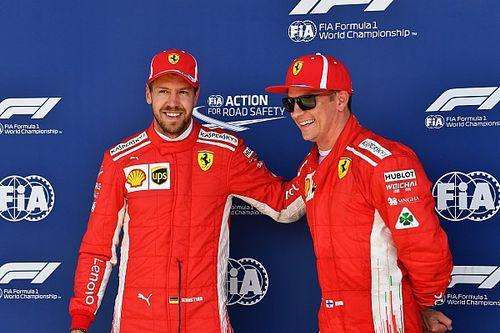Райкконен уверен: Ferrari не будет вредить Феттелю