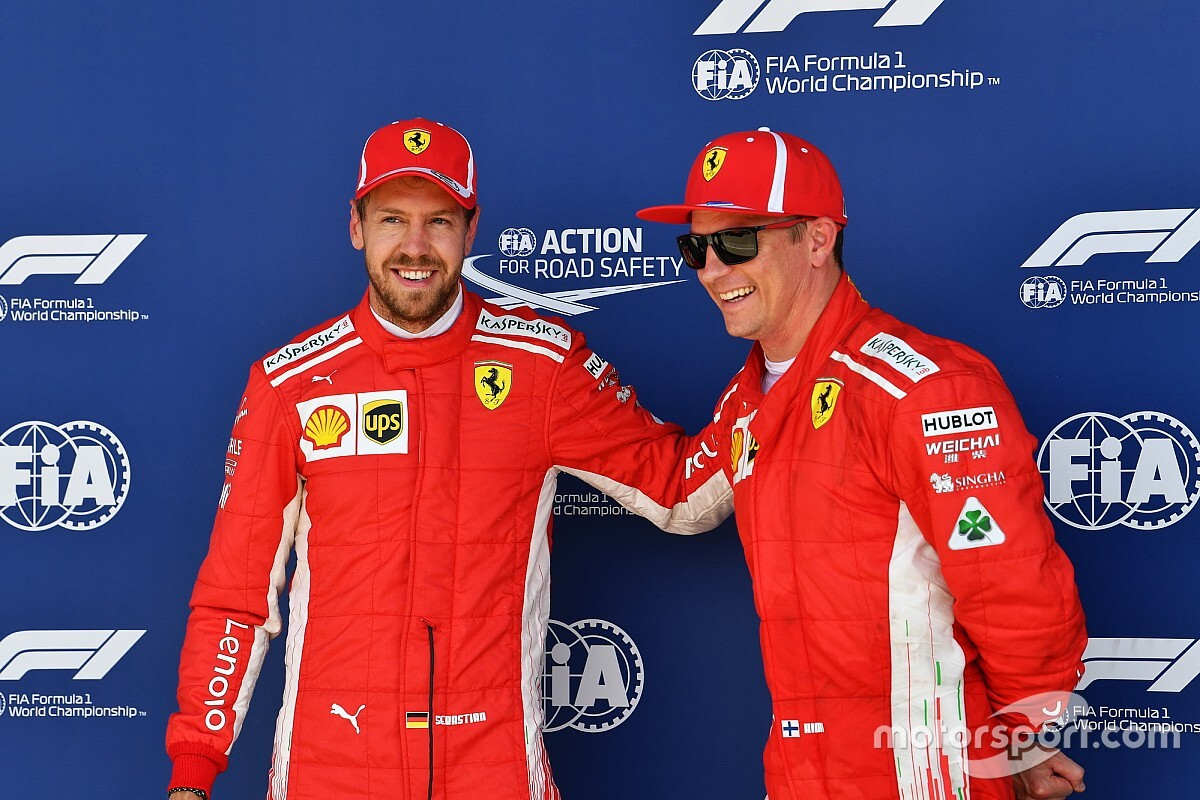 Villeneuve szerint a Ferrari tarolhat a Brit Nagydíjon a meleg idő miatt