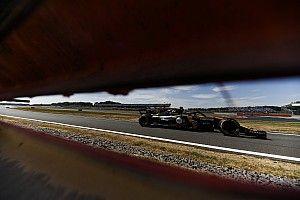 """Sainz sobre el nuevo asfalto de Silverstone: """"Lo siento por los chicos de MotoGP"""""""