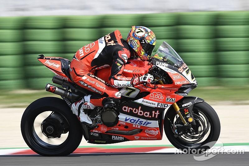 WSBK 2019: Ducati lässt Chaz Davies zappeln