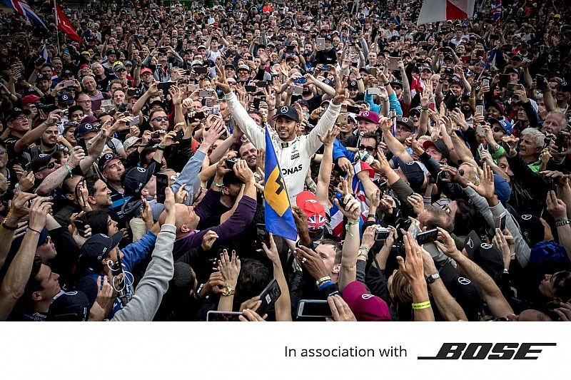 Anzeige: Wie Bose Lewis Hamilton hilft, konzentriert zu bleiben