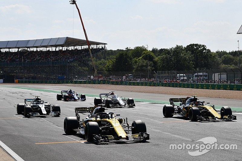 F1 2020 clutch changes to make starts more driver-dependent