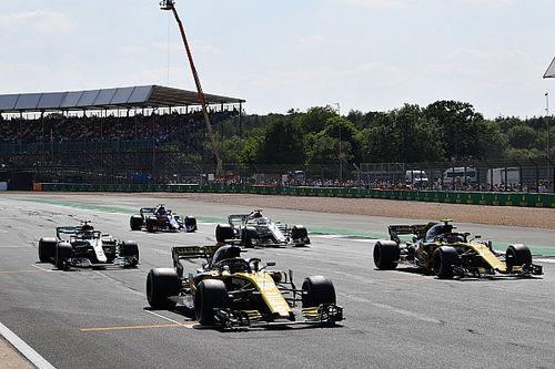 La F1 cambia el embrague para que la salida dependa más de cada piloto