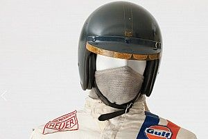 How a $336,000 race suit was almost scrapped