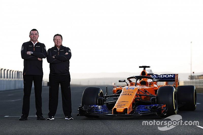 """McLaren : La démission de Boullier n'est """"pas une surprise"""" pour Brown"""
