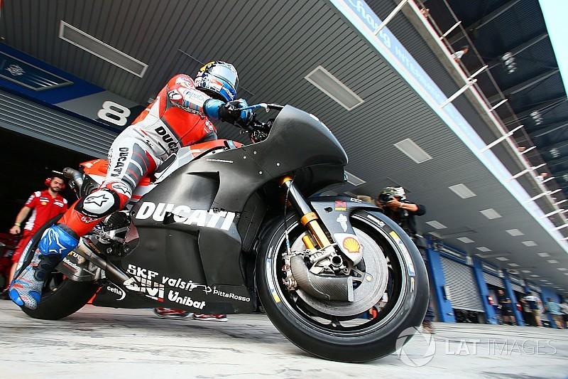 GALERI: Tes MotoGP Thailand hari ketiga