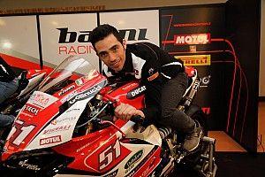 Michele Pirro torna in pista nella SBK tricolore a 21 giorni dall'incidente del Mugello