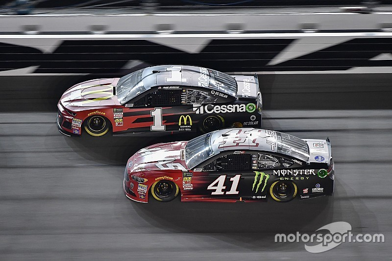 Kurt Busch and Monster Energy to leave Stewart-Haas Racing