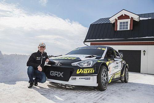 Тимерзянов выступит в WorldRX за команду Гренхольма