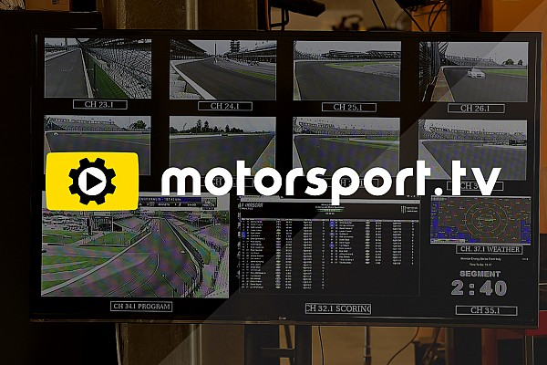 General Preview Le programme du week-end sur Motorsport.tv