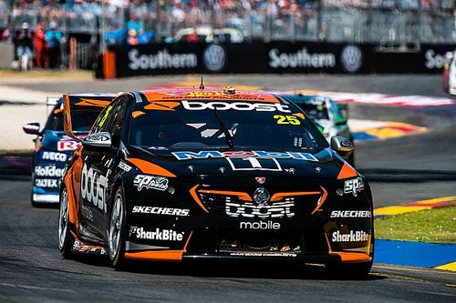 Andretti parts to hit Walkinshaw Holdens for Albert Park