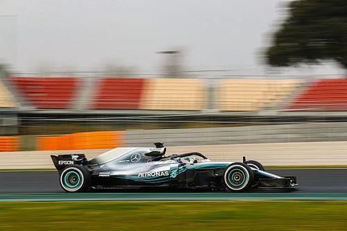 Formel 1 sechs Sekunden schneller: Bottas kommt ins Schwärmen!