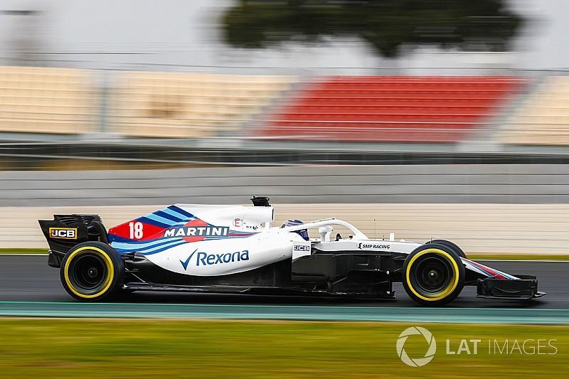 Martini y Williams se separarán a finales de 2018