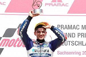 """Martin centra la quinta vittoria stagionale al Sachsenring: """"Perfetta gestione gomme e gran vittoria, ma temo Bezzecchi"""""""