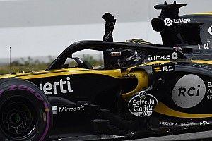 """Hulkenberg estuvo """"increíble"""" en Alemania, asegura Renault"""