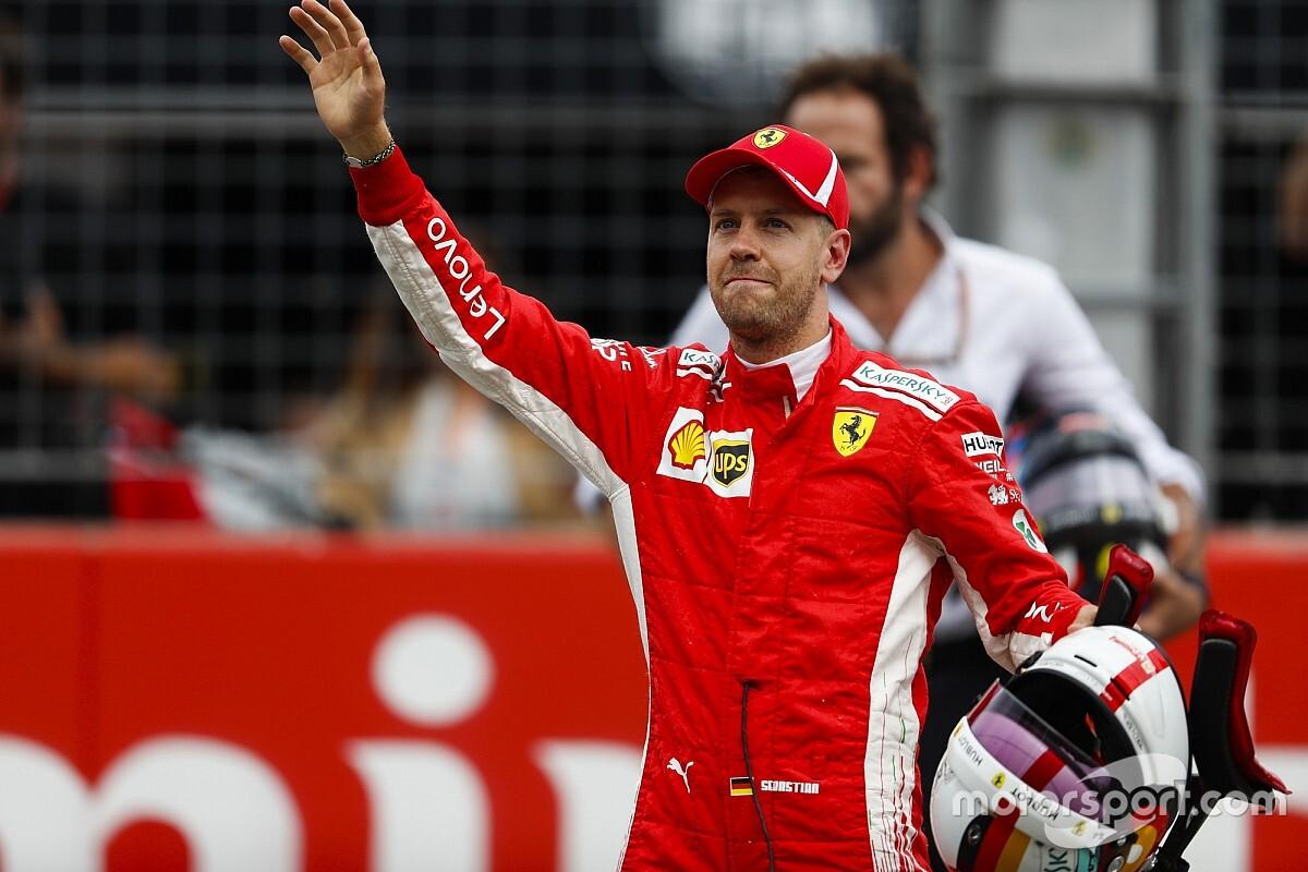 Massa diz que Vettel não tem culpa por falta de títulos da Ferrari