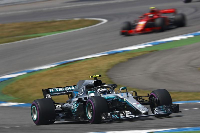 Bottas comprend la consigne imposée par Mercedes