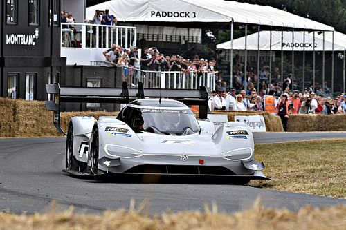 Volkswagen ne bat pas le record absolu à Goodwood