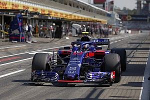 Gasly Toro Rossójában is motort cserélnek a Német GP-n