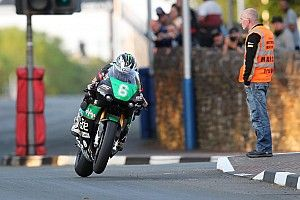Isle of Man TT: Spectator jailed for entering closed course