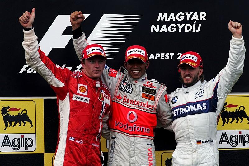 Hamilton a Magyar Nagydíj koronázatlan királya: Räikkönen is az elitben