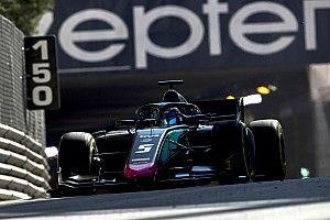 Элбон выиграл третий поул подряд в Формуле 2