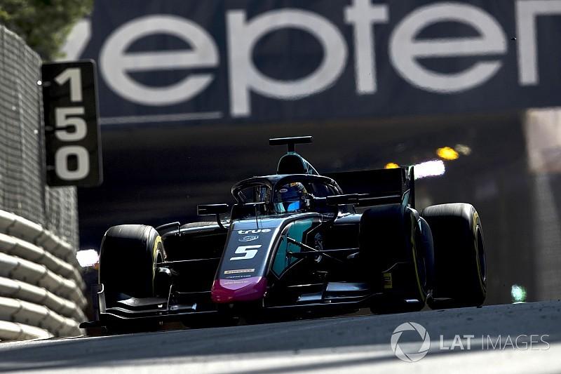 فورمولا 2: ألبون يحرز قطب الانطلاق الأول بفارق 0.01 ثانية في موناكو