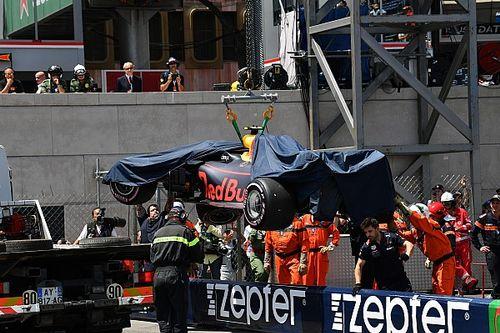 Verstappen gagal ikut kualifikasi, start paling belakang