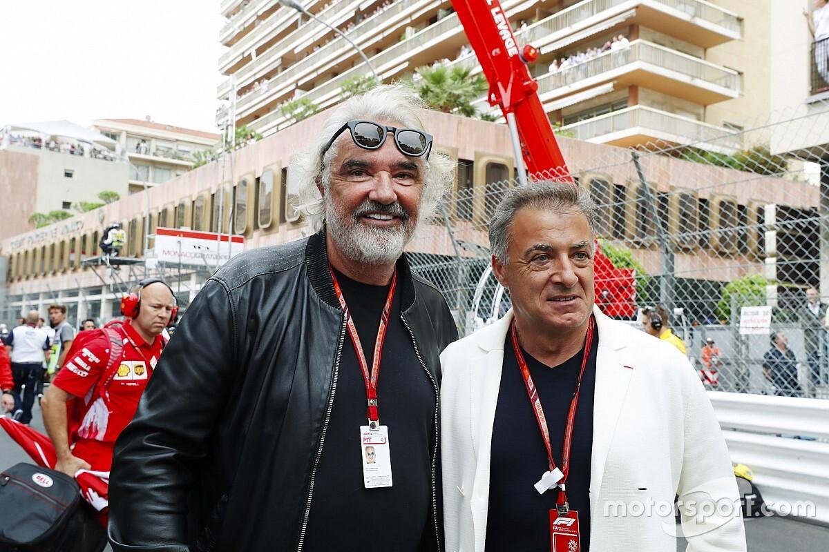 "Briatore: ""Ferrari, Alonso'yu kıskanıyordu"""
