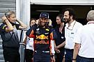 Formula 1 Ricciardo: c'è stata la telefonata di Mateschitz che allunga il contratto