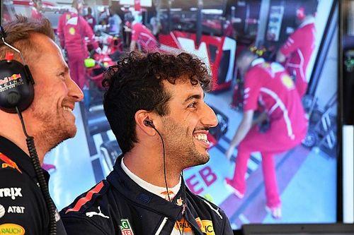 """Ricciardo: """"Buone le Libere 2, possiamo giocarcela con le Ferrari"""""""