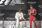 Autosport Awards: Lewis Hamilton supera a Vettel como Piloto del Año
