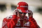 F1 Räikkönen sobre su 2017: