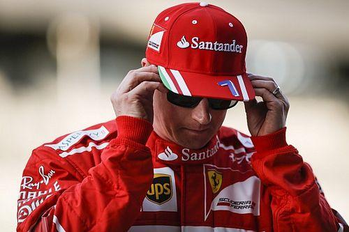 """Räikkönen: """"Ferrari buona, il problema sono state le gomme"""""""
