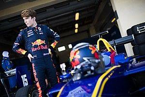 Работа на симуляторе Red Bull помешала Тиктуму перейти в GP3