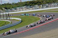 """F1日本GPサポートレースの""""FIA F4特別戦""""、台風接近に伴い開催中止に"""