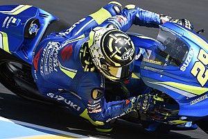 Янноне стал быстрейшим в первой тренировке MotoGP в Италии