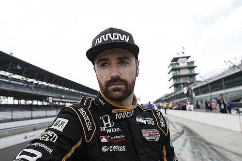 "Hinchcliffe ""devastated"" by Indy qualifying shock"
