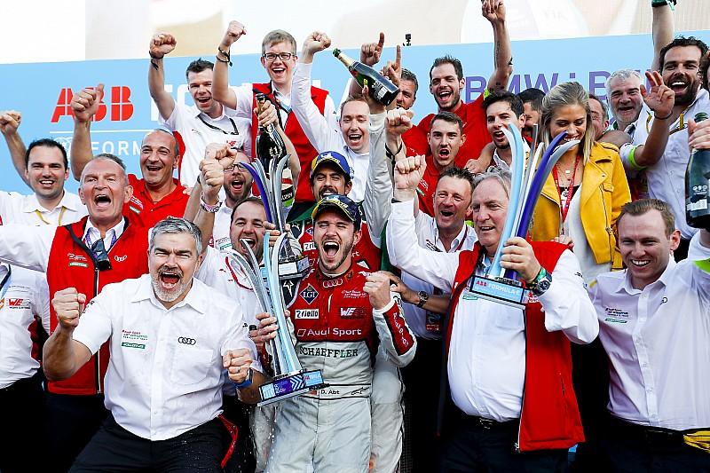 Formel E 2018/19: Audi verlängert mit Daniel Abt!