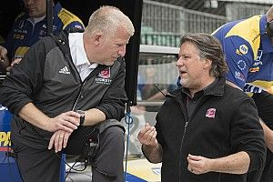 Andretti COO positive but rejects IndyCar 'title favorite' tag