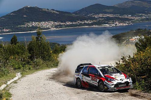 Le Rallye du Portugal en direct
