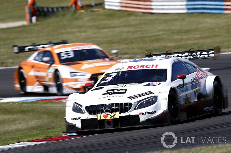 Hungaroring DTM: Di Resta on pole after Auer mistake