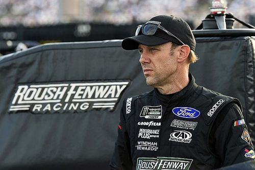 "Kenseth: All-Star Race pole a ""huge positive"" for Roush"